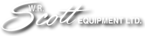 W.R. Scott Equipment Ltd. Logo